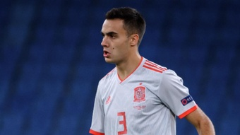 Reguilon called up to Spain squad as injury cover