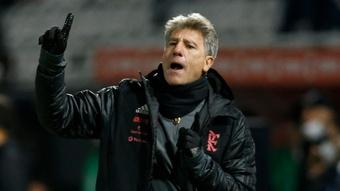 Qual a escalação do Flamengo contra o Barcelona de Guayaquil, na Libertadores? EFE