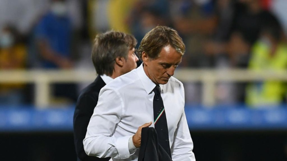 Mancini demands increased focus and ruthlessness from Italy
