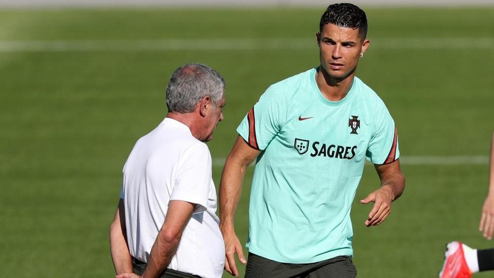 Santos: Ronaldo to play all games