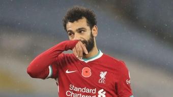 Salah's positive test confirmed. Goal