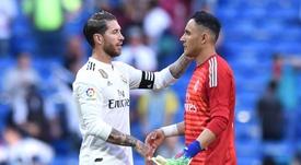 Il messaggio di Navas a Solari: 'Zidane dice sempre la verità'
