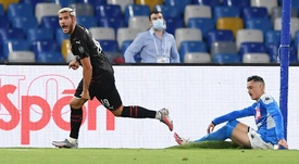 Naples et Milan se quittent en bons amis. GOAL