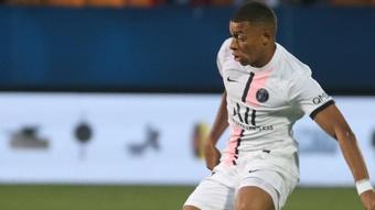Troyes-PSG : Kylian Mbappé, la rentrée s'est bien passée. goal