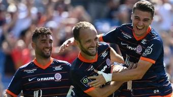 Germain ravi après son premier but en neuf mois. AFP
