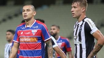 Veja os gols do empate entre Fortaleza e Ceará, pela Copa do Brasil. AFP