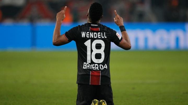 Wendell na mira de Benfica, Udinese e Fenerbahçe. EFE