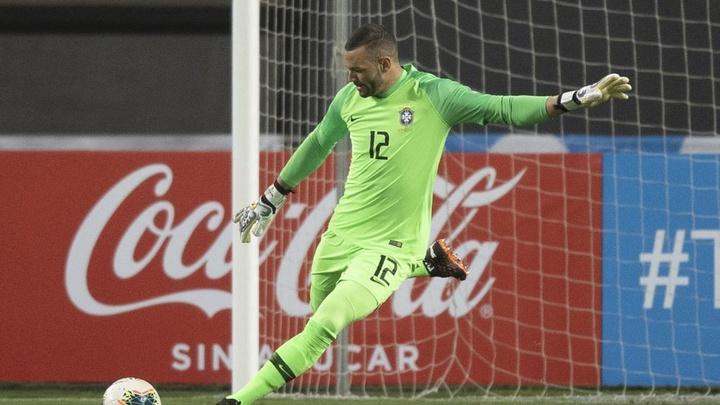 Brasil: Weverton será titular contra a Colômbia. EFE